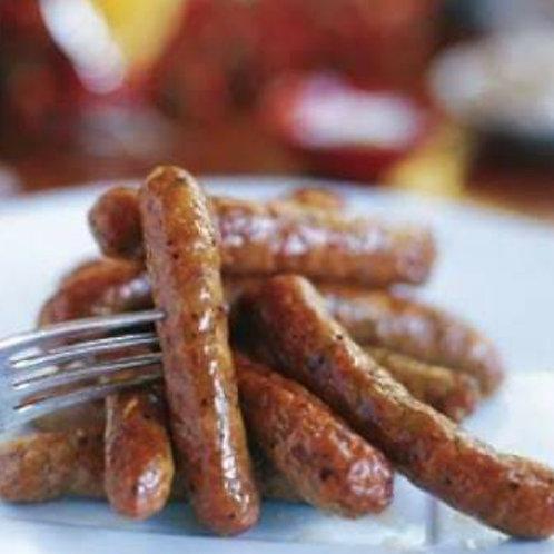 Bush Honey Lamb Sausages