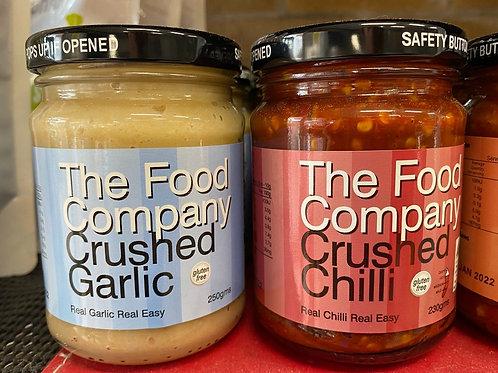 Minced Garlics