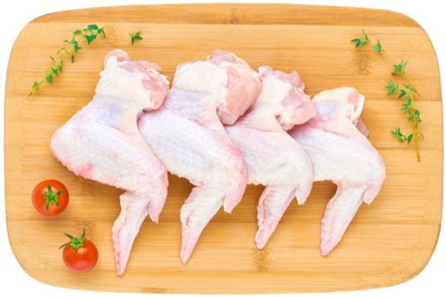 Plain Chicken Wings