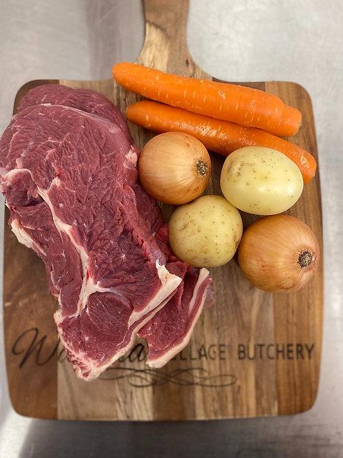 Yearling Chuck Steak