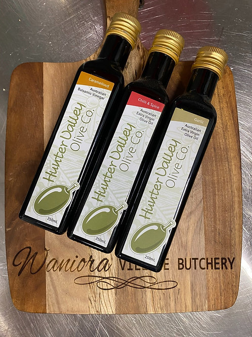 Hunter Valley Olive Co. Products