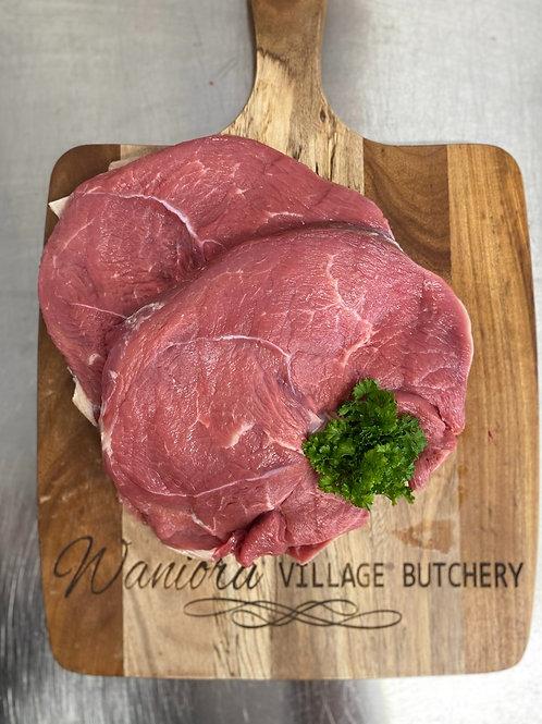 Yearling Round Steak