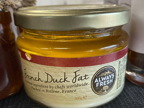 French Duck Fat