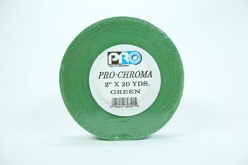 "2"" Chroma Key Gaff Tape (Green)"