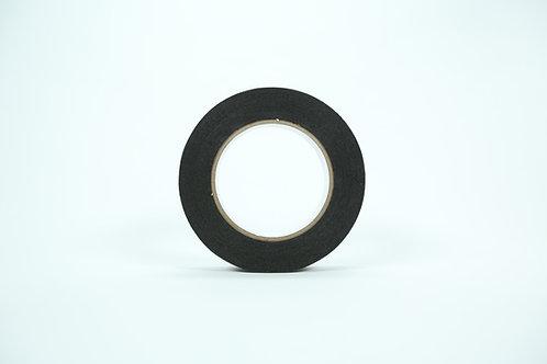 "1"" Paper Tape (Black)"