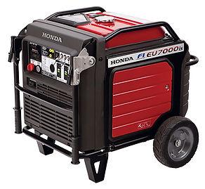 7000W120v AC Honda Generator- EU7000iS