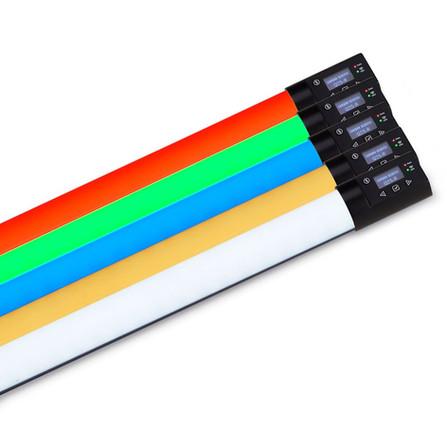 4' RGBx LED Quasar Science Tubes