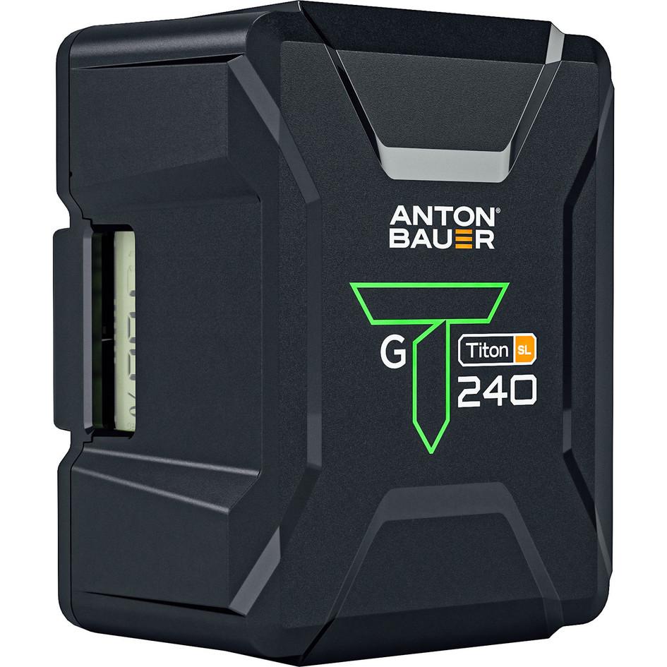 Anton Bauer Titon SL 240
