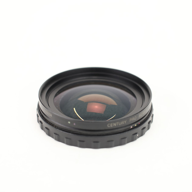 Century Optics 0.6x Wide Angle HD Adapter Lens for Panasonic AG-HPX170/AG-HMC150
