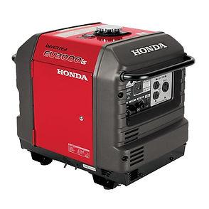 3000W 120v AC Honda Generator- EU3000iSA