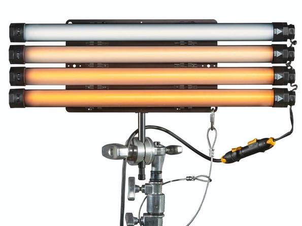 4' Q-LED Crossfade LEDs