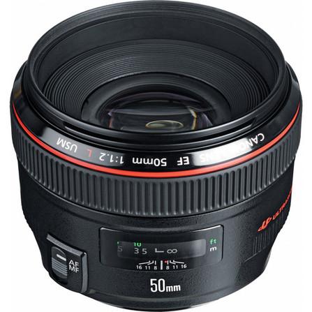 Canon 50mm L f/ 1.2