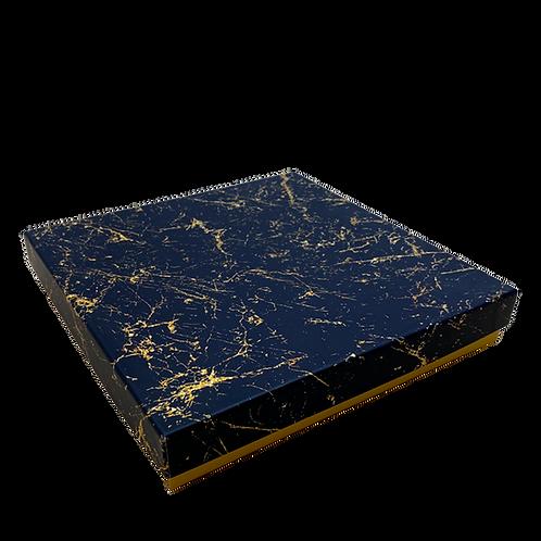 Rigid Top & Bottom Marble Print (Pack of 5)