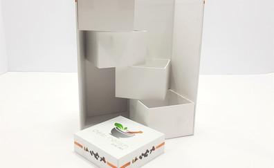 DOUBLE DECKER BOX