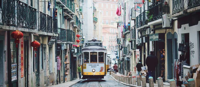 Road-trip au Portugal