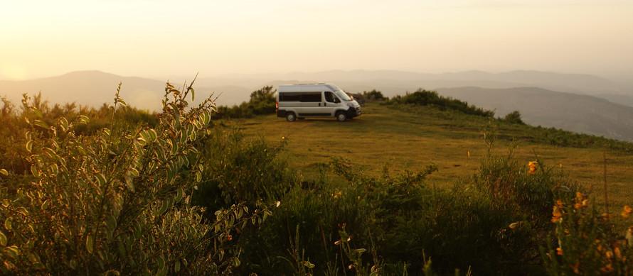 Micro-aventure dans les Pyrénées-Orientales