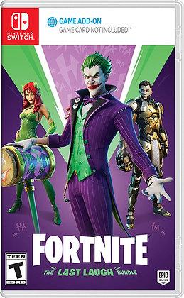Fortnite: The Last Laugh Bundle (NSW) - Nintendo Switch