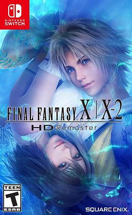 Final Fantasy X/X-2 HD Remaster (NSW) - Nintendo Switch