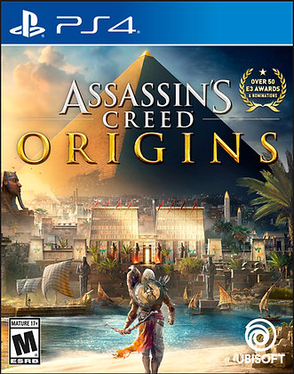 Assassin's Creed: Origins (PS4) - PlayStation 4