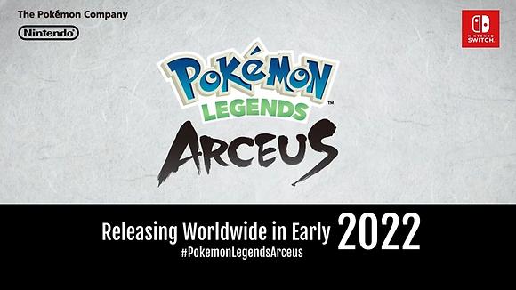 Pokemon Legends: Arceus (NSW) - Nintendo Switch