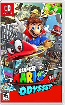 Super Mario Odyssey (NSW) - Nintendo Switch