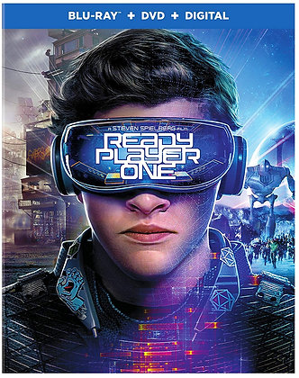Ready Player One- Bluray