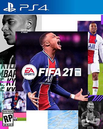 FIFA 21 Standard Edition (PS4) - PlayStation 4