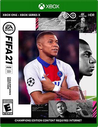 FIFA 21 Champions Edition (XB1) - Xbox One