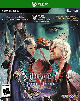 Devil May Cry 5 Special Edition (XBX) - Xbox Series X