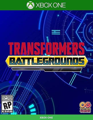 Transformers: Battlegrounds (XB1) - Xbox One