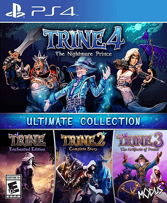 Trine Ultimate Collection - PlayStation 4