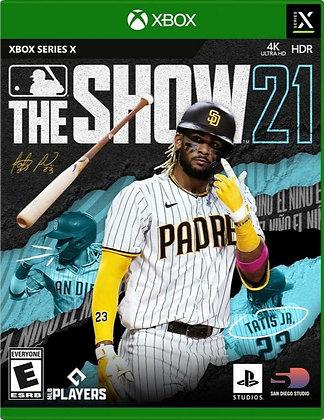 MLB The Show 21 (XBX) - Xbox Series X