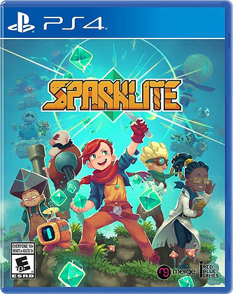 Sparklite - PlayStation 4