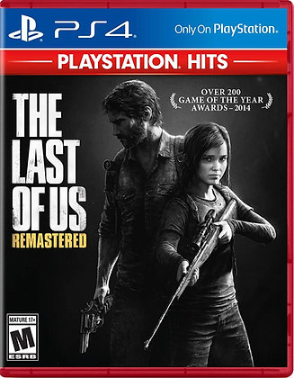 The Last of Us Remastered Hits (PS4) - PlayStation 4