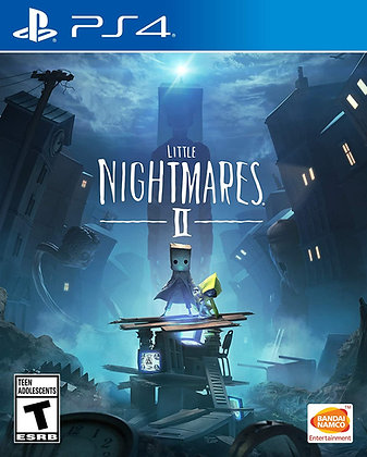 Little Nightmares II (PS4) - PlayStation 4