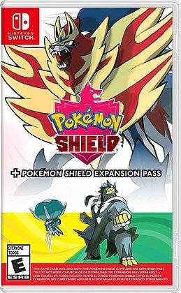 Pokemon Shield + Pokemon Shield Expansion Pass (NSW) - Nintendo Switch