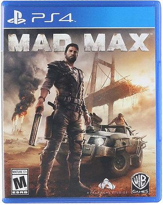Mad Max (PS4) - Playstation 4