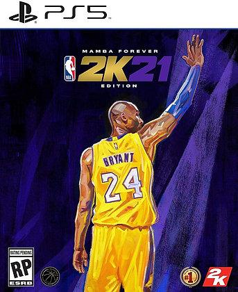 NBA 2K21 Mamba Forever Edition (PS5) - PlayStation 5