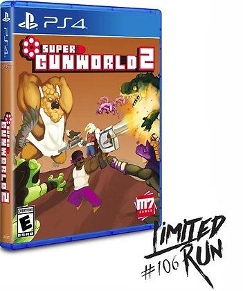 Super Gunworld 2 - PlayStation 4