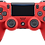 Thumbnail: DualShock 4 Wireless Controller for PlayStation 4 (PS4) - Magma Red