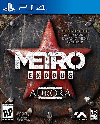 Metro Exodus Limited Edition - PlayStation 4