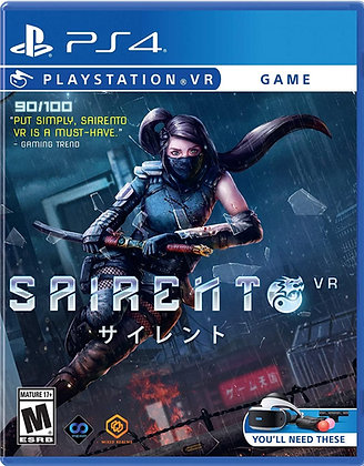 Sairento VR - PlayStation 4