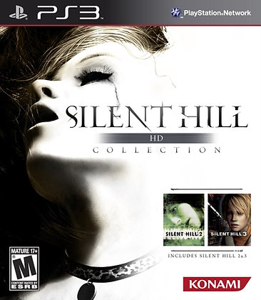 Silent Hill HD Collection (PS3) - Playstation 3
