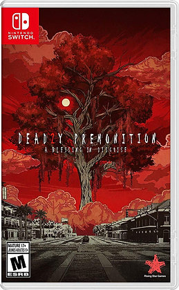 Deadly Premonition 2: A Blessing In Disguise (NSW) - Nintendo Switch