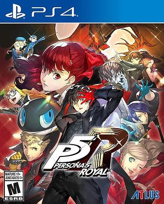 Persona 5 Royal: Standard Edition (PS4) - PlayStation 4