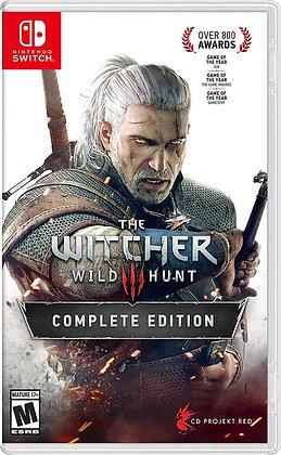 Witcher 3: Wild Hunt (NSW) - Nintendo Switch