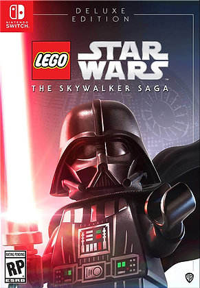 Lego Star Wars: The Skywalker Saga Deluxe Edition (NSW) - Nintendo Switch
