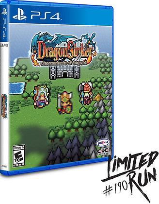 Dragon Sinker - PlayStation 4