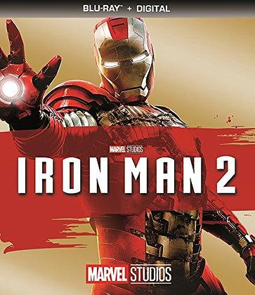 Iron Man 2 -Bluray