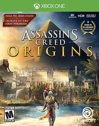 Assassin's Creed: Origins (XB1) - Xbox One